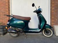 Scooter 50cc LeeWay Maple