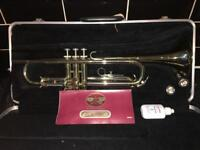 Boosey & hawkes 400 brass trumpet