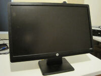 HP 20 inch LED Monitor as new. can deliver
