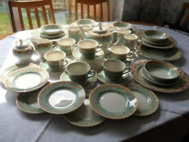JEFF BANKS 'PORTS OF CALL' 'KABUL' TABLEWARE COLLECTION EXCELLENT CONDITION