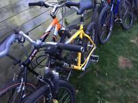 Men's 26 inch wheels mountain bike