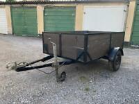 6FTX4FT trailer for sale