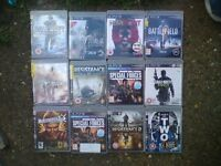 ps3 games 45 of them