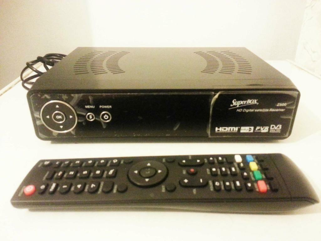 superbox z500 hd digital satellite receiver in ilford london gumtree. Black Bedroom Furniture Sets. Home Design Ideas