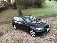 2008 BMW 520d,manual.1 year MOT.estate