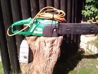 Chainsaw Black & Decker Electric(SOLD)