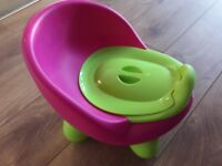 Brand new easy clean potty