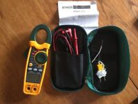 ETHOS Digital Clamp Meter