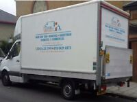 REMOVAL MAN AND VAN FROM £15/HR ,FURNITURE REMOVAL , LUTON VAN ,OFFICE MOVE ,HOUSE MOVE ,DELIVERY