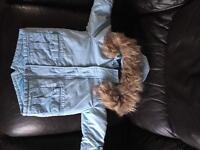 Baby boy designer jacket