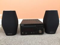 Denon DM38 with Monitor Audio Mass 10 speakers