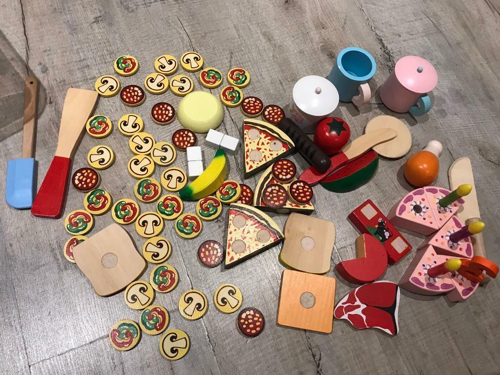 Melissa And Doug Wooden Kitchen Food Toys In Cobham Surrey Gumtree
