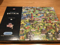 Britain Gibsons Puzzle 1000 pcs
