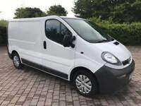 2006 Vauxhall Vivaro 1.9 CDTI 2700 Van 4dr (SWB) 12 MONTHS MOT, 2 KEYS, NO VAT (Renault Trafic)