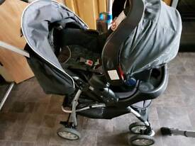 graco travel system #great condition#