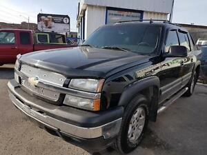 2006 Chevrolet Avalanche LT 4X4 LOADED, INCLUDING DVD.