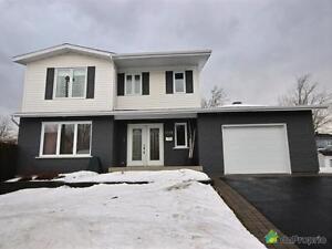 289 000$ - Maison 2 étages à vendre à Drummondville