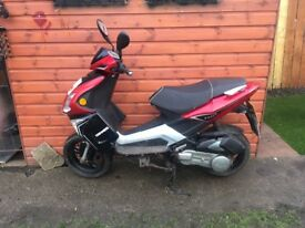 Scooter for sale spares or repairs