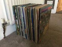 89 vinyl records to sell