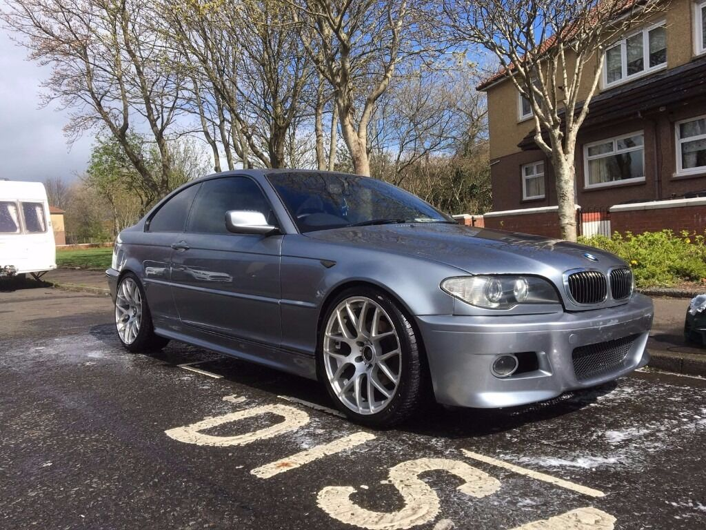bmw e46 coupe 320cd may break if enough interest in ardrossan north ayrshire gumtree. Black Bedroom Furniture Sets. Home Design Ideas