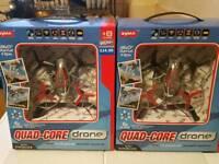 Quad core drones