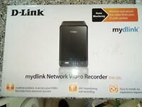 D-Link DNR-322L 2-Bay Network Video Recorder