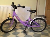High quality Puky 16' girl bike (made in Germany) GREAT CONDITION  (child bike)