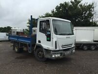 Ford iveco eurocargo