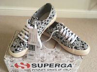 Brand new Disney Superga Trainers Size 6 Women's