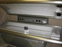 Tanning salon beds, inventory & other equipment