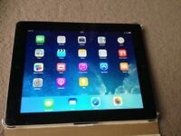 Apple iPad 4 silver 16gb wifi only