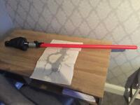 Star Wars Lightsaber 3D Wall Light