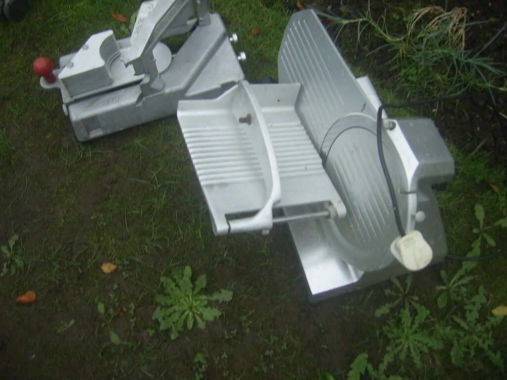 Commercial Meat slicer and Tomatoe slicer for spares or repair