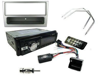 VAUXHALL MERIVA 05-10 Car Stereo Head Unit Radio + Steering Controls + Bluetooth