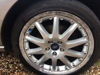 Ford mondeo 18 inch alloy wheels
