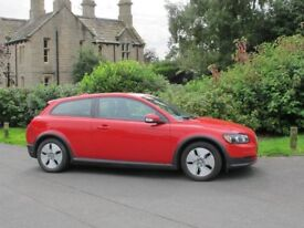 Superb Volvo C30 for sale. Smooth, safe and ultra-efficient