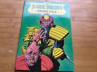 Judge Dredd Crime File 3 1989 2000AD