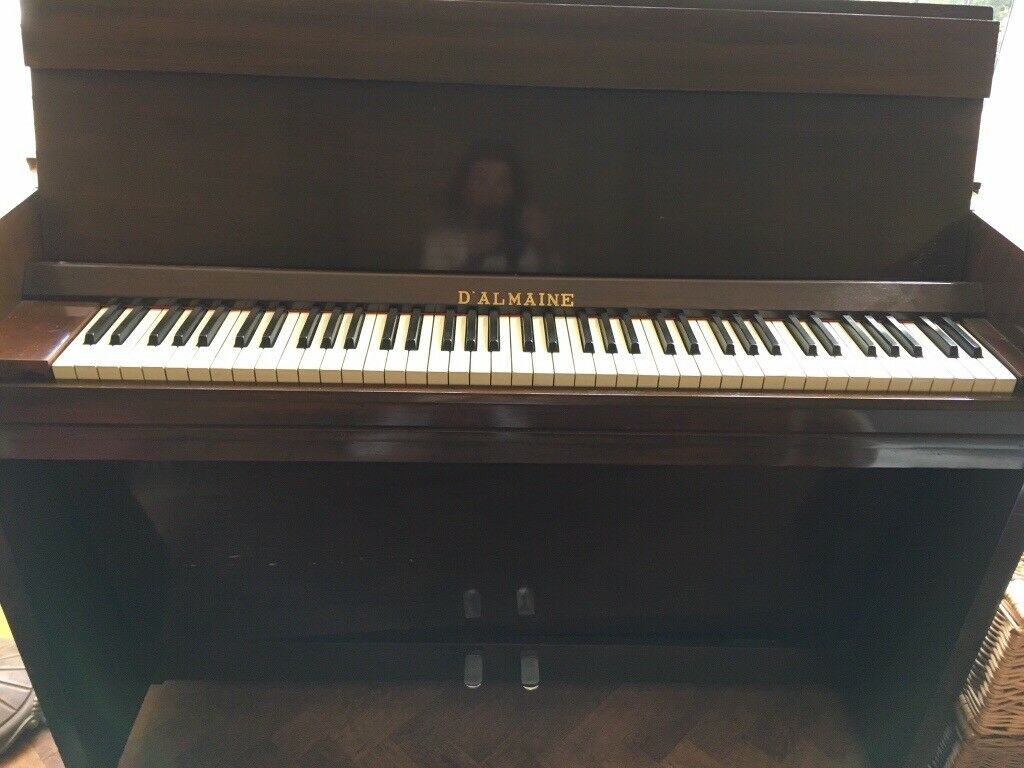 D'Almaine great condition piano