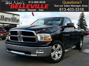 2011 Ram 1500 SLT-Balance OF A 7 Year OR 115,000 KM Gold Warrant