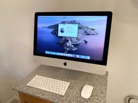 "IMAC 21.5"" 4K RETINA LATE 2015,3.1GHZ I5,1TB STORAGE,8GB RAM,NO MARK OR SCRATCHES,BOXED CAN DELIVER"