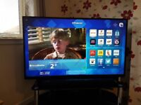 POLAROID 55 INCH 4K UHD SMART LED TV (FREEVIEW HD/PLAY)