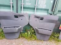 Iveco Daily door trims. Excellent condition