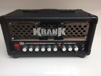 Krank Rev Jr Pro 20w amp head