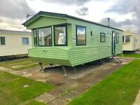 Static Seaside Holiday Home For Sale