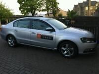 Volkswagen passat 1.6tdi leeds taxi plated