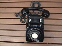 old 1980's telephone