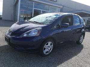 2013 Honda Fit ACCIDENT FREE LX POWER PKG BLUETOOTH CRUISE COME  Kitchener / Waterloo Kitchener Area image 2