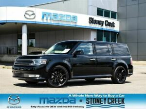 2018 Ford Flex Limited Leather Apple/Android Carplay Rear Cam