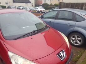 Peugeot 207 1.4 petrol (swap for bike ) or sell