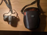 Panasonic Lumix DMC-LZ30E-K Bridge Camera + Camera Bag